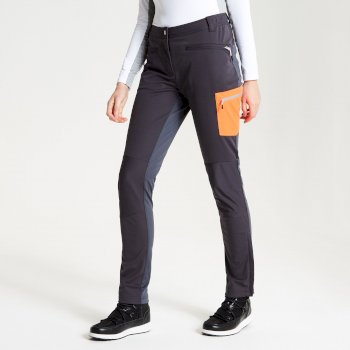Pantalon technique Femme APPENDED Gris