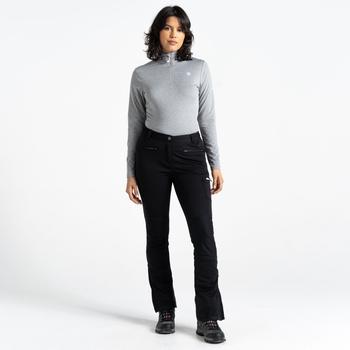Women's Appended II Waterproof Trousers Black