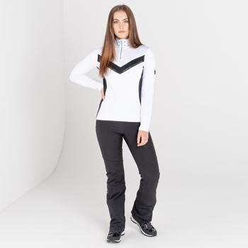 Swarovski Embellished - Women's Bejewel II Waterproof Ski Pants Black