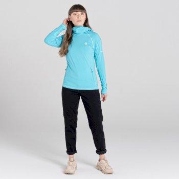 Women's On Guard Core Stretch Midlayer Azure Blue