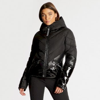 Dare 2B x Julien Macdonald - Women's Countess Insulated Jacket Black