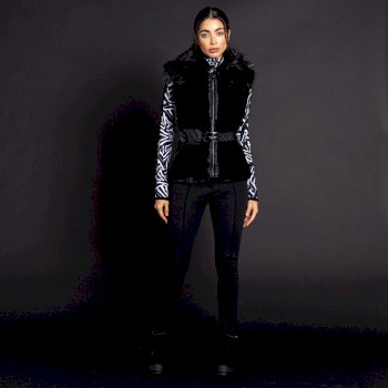 Dare 2b X Julien Macdonald - Women's Monsumer Gilet Black