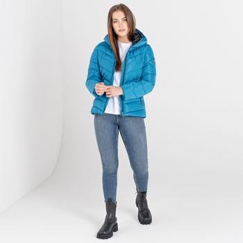 Swarovski Embellished - Women's Reputable Insulated Jacket Dark Methyl