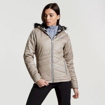 Women's Comprise Luxe Ski Jacket Macchiato