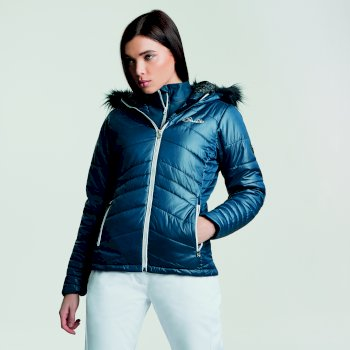 Veste Comprise Jacket Blue Wing