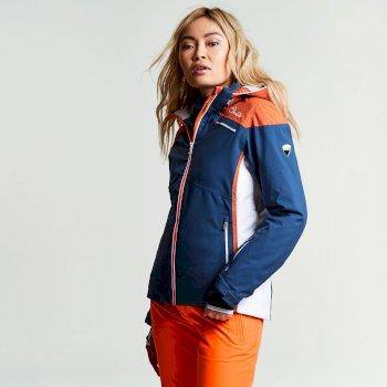 Veste imperméable chaude Impromptu Jacket BlWng/VibOrn