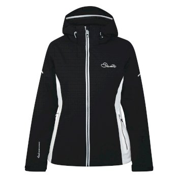 Women's Contrive Ski Jacket Black