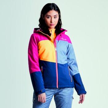 Veste imperméable chaude Indestruct Jacket PkFus/Mercur