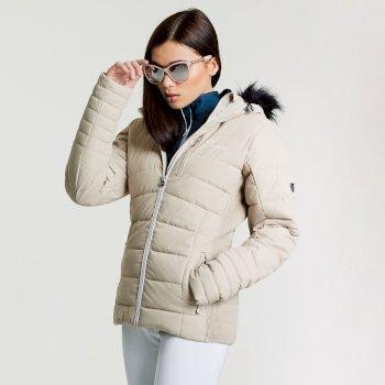 Women's Curator Luxe Ski Jacket Macchiato