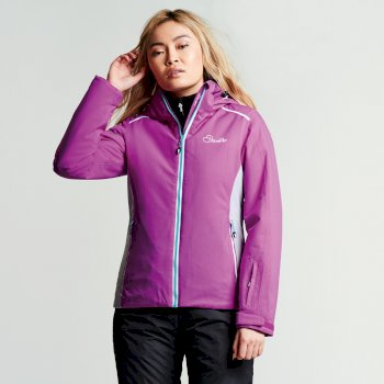 Women's Inflect Ski Jacket Ultra Violet