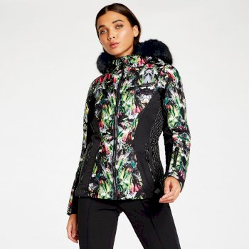 28d9ed4022 Dare 2B x Julien Macdonald - Women s Affluence Ski Jacket JM Floral