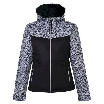 738cdc5d7e Women s Create Luxe Ski Jacket Black
