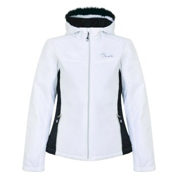 ebf0050db0 Women s Create Luxe Ski Jacket White