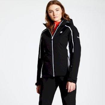 Veste de ski technique et performante Femme COMITY Noir