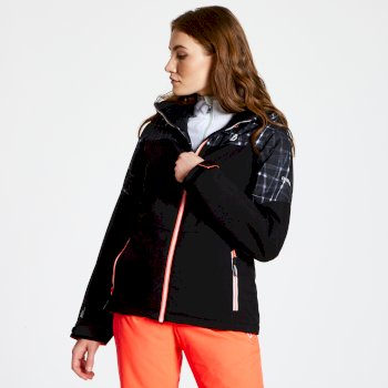 Women's Purview Ski Jacket Black Black