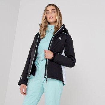 Women's Enclave II Recycled Waterproof Ski Jacket Black
