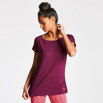T-Shirt Innate T Lunar Purple