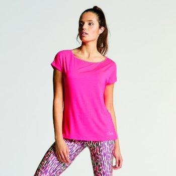 T-Shirt Innate T Neon Pink