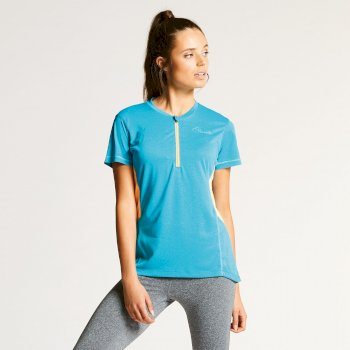 Women's Assort Workout Jersey Blue