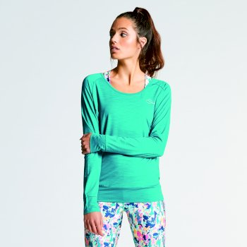 T-Shirt Overt L/Slv Top Shoreline