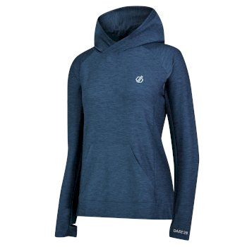 Women's Sprint City Lightweight Hoodie Meteor Grey