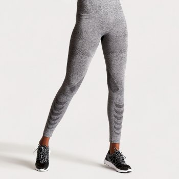 Women's Zonal III Legging Base Layer Pants Charcoal Grey