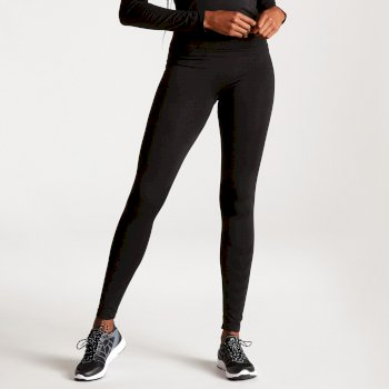 Women's Zonal III Legging Base Layer Pants Black