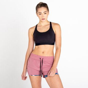 Women's Hi Impact Sports Bra Black