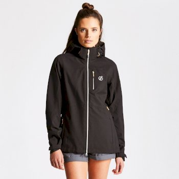 Women's Verate Waterproof Jacket Black