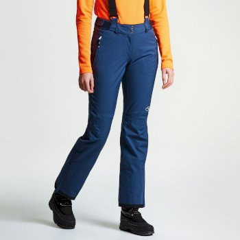 Women s Stand For II Ski Pants Blue Wing 4fe3aa9dd