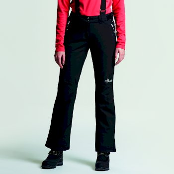 Women's Stand For II Ski Pants Black