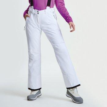 Pantalon de ski Stand For Blanc