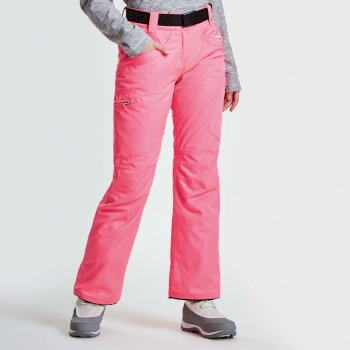 Women's Free Scope II Ski Pants Luminous Pink