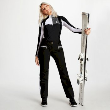 Women's Antedate Ski Pants Black
