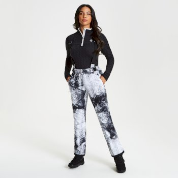 Pantalon de ski technique Femme EFFUSED Gris