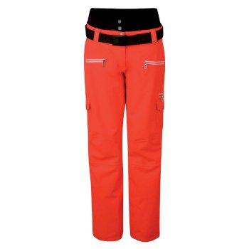 Pantalon de ski technique Femme LIBERTY Orange
