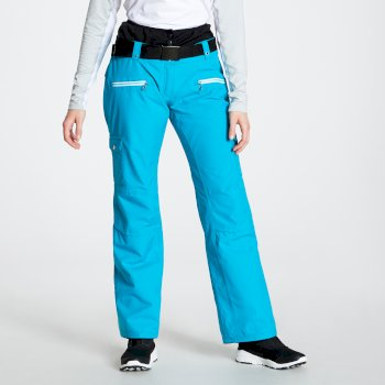 Pantalon de ski technique Femme LIBERTY Bleu