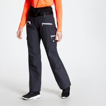 Women's Liberty Ski Pants Ebony Grey