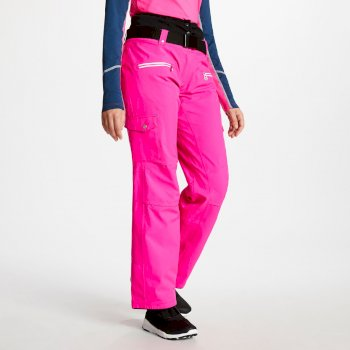 Pantalon de ski technique Femme LIBERTY Rose