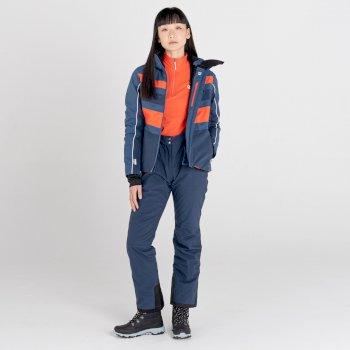 Women's Effused II Waterproof Ski Pants Nightfall Navy
