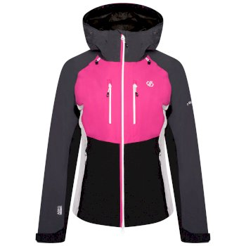 Women's Diverse Waterproof Jacket  Active Pink Berry Pink