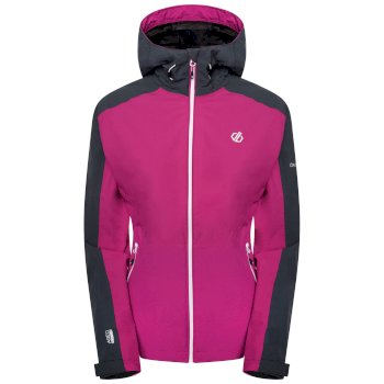 Women's Compete II Waterproof Jacket  Active Pink Berry Pink