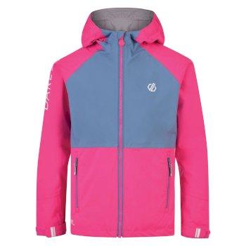 Kids' Overstep Jacket Cyber Pink Astro