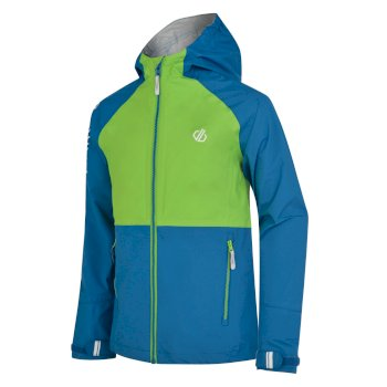 Kids' Overstep Jacket Jasmine Green