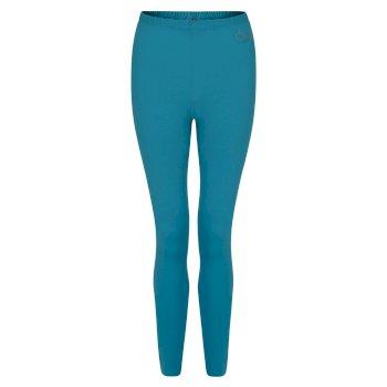 Women's Motivate Base Layer Pant Leggings Sea Breeze
